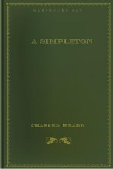 A Simpleton by Charles Reade