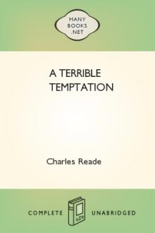 A Terrible Temptation by Charles Reade