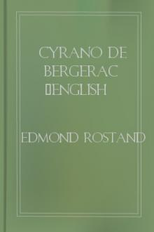 Cyrano de Bergerac (English translation) by Edmond Rostand