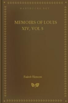 Memoirs of Louis XIV, vol 5