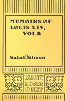 Memoirs of Louis XIV, vol 8