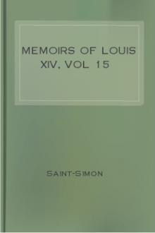 Memoirs of Louis XIV, vol 15
