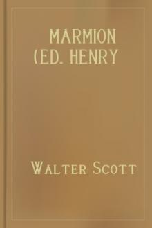 Marmion (ed. Henry Morley) by Sir Walter Scott