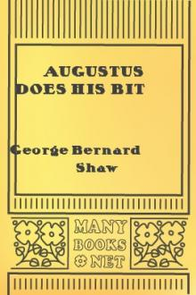 Augustus Does His Bit by George Bernard Shaw