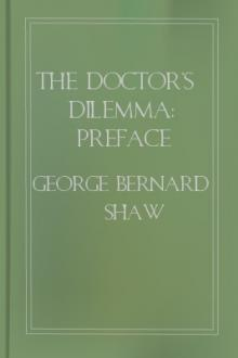 The Doctor's Dilemma: Preface