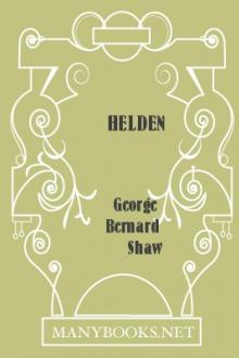 Helden by George Bernard Shaw