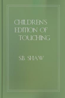 Children's Edition of Touching Incidents and Remarkable Answers to Prayer by S. B. Shaw
