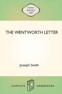 The Wentworth Letter by Joseph Smith