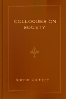 Colloquies on Society