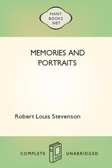 Memories and Portraits by Robert Louis Stevenson