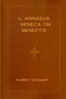 L. Annaeus Seneca On Benefits
