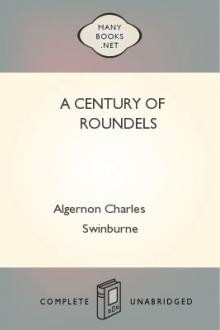 A Century of Roundels by Algernon Charles Swinburne