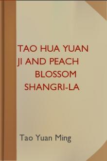 Tao Hua Yuan Ji and Peach Blossom Shangri-la