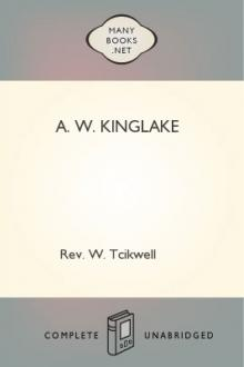 A. W. Kinglake by William Tuckwell