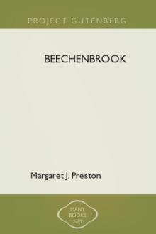 Beechenbrook by Margaret Junkin Preston