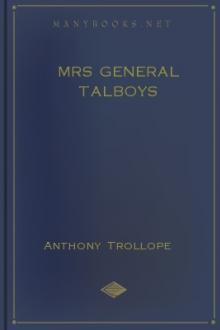 Mrs General Talboys