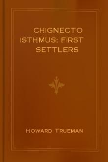Chignecto Isthmus; First Settlers