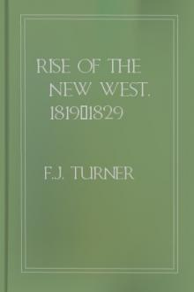Rise of the New West, 1819-1829