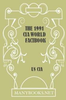 The 1991 CIA World Factbook by US Central Intelligence Agency