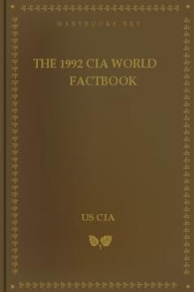 The 1992 CIA World Factbook by US Central Intelligence Agency