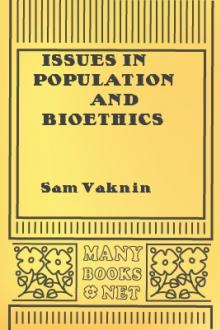 Issues in Population and Bioethics by Samuel Vaknin