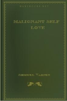 Malignant Self Love by Samuel Vaknin