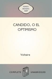 Candido, o El Optimismo by Voltaire