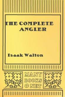 The Complete Angler by Isaak Walton