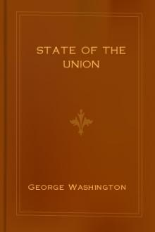 State of the Union by George Washington