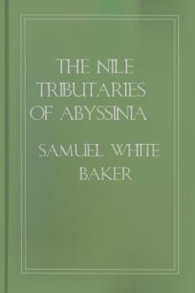 The Nile Tributaries of Abyssinia and the Sword Hunters of the Hamran Arabs by Samuel White Baker