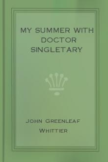 My Summer with Doctor Singletary
