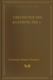 Geschichte des Agathon, Teil 1