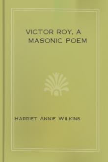 Victor Roy, A Masonic poem