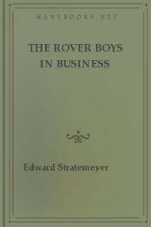 The Rover Boys in Business by Edward Stratemeyer