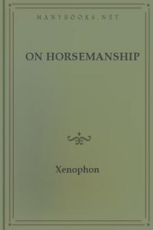 On Horsemanship by Xenophon