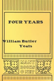 Four Years by William Butler Yeats