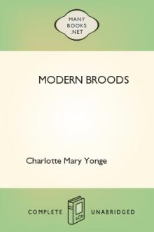 Modern Broods by Charlotte Mary Yonge