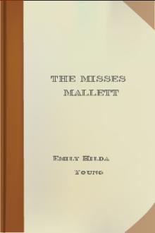 The Misses Mallett by Emily Hilda Young