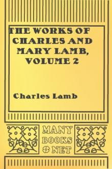 The Works of Charles and Mary Lamb, Volume 2 by Mary Lamb, Charles Lamb