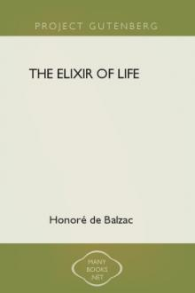 The Elixir of Life by Honoré de Balzac
