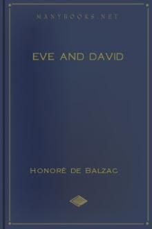 Eve and David by Honoré de Balzac