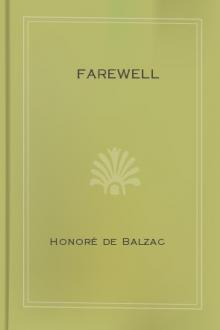 Farewell by Honoré de Balzac
