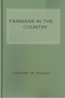 Parisians in the Country by Honoré de Balzac