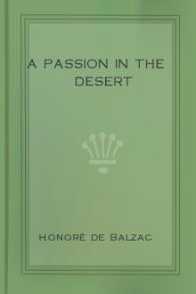 A Passion in the Desert by Honoré de Balzac