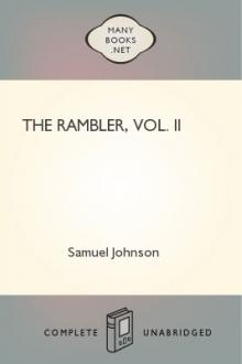The Rambler, Vol. II by Samuel Johnson