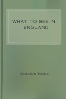What to See in England
