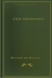 The Thirteen by Honoré de Balzac