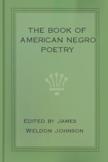The Book of American Negro Poetry by Unknown