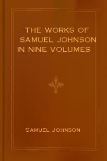 The Works of Samuel Johnson in Nine Volumes by Samuel Johnson