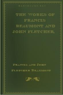 The Works of Francis Beaumont and John Fletcher, vol 2